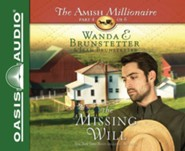 #4: The Missing Will - unabridged audio book on CD