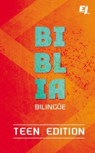 NVI/NIV Biblia bilingue - Teen Edition, NVI/NIV Bilingual Bible, Teen Edition--hardcover