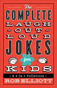 Complete Laugh Out Loud Jokes for Kids (4-in-1  Collection) - Slightly Imperfect