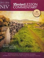 NIV Standard Lesson Commentary 2015-2016