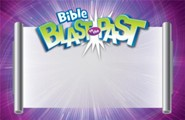 Bible Blast to the Past VBS 2015: Name Tag Cards, package of 10