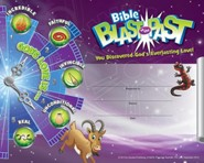 Bible Blast to the Past VBS 2015: Recognition Certificates, package of 12