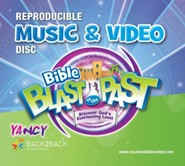 Bible Blast to the Past VBS 2015: Reproducible Music & Video Set (MP3s & MP4s)
