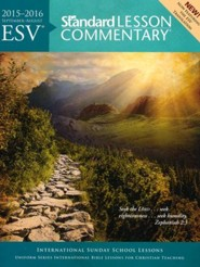 ESV Standard Lesson Commentary 2015-2016