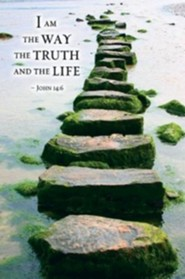 I am The Way The Truth and the Life Bulletin - pack of 50