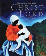 Christ the Lord Christmas Nativity Bulletin 2014, Large (Package of 50)