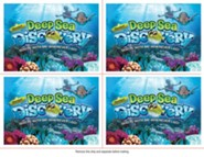 Deep Sea Discovery VBS: Invitation Postcards, pack of 52