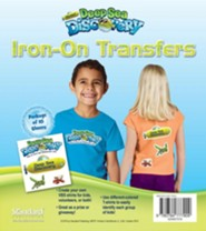 Deep Sea Discovery VBS: Iron-On Transfers, pack of 10