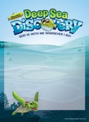 Deep Sea Discovery VBS: Publicity Posters, pack of 5
