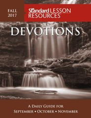 Devotions Pocket Edition-Fall 2016