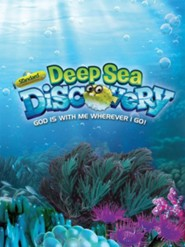 Deep Sea Discovery VBS: Deep Sea Photo Frames, pack of 10