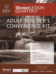 NIV Adult Teacher's Convenience Kit-Fall 2016