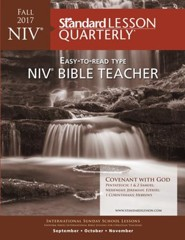 NIV Bible Teacher-Fall 2016