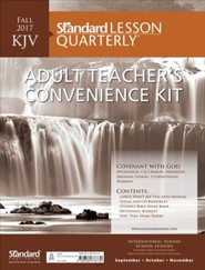 KJV Adult Teacher's Convenience Kit-Fall 2016
