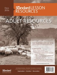 Adult Resources-Fall 2016