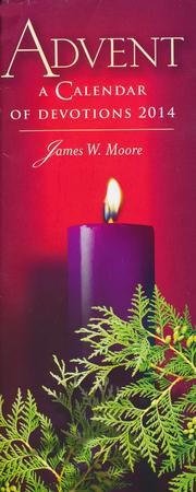 Advent: A Calendar of Devotions 2014 (Package of 10)