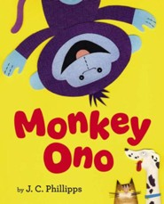 Monkey Ono  -     By: J.C. Phillipps