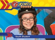 VBS 2015 G-Force: God's Love in Action - Youth Student Book