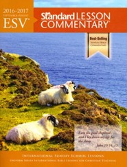 ESV Standard Lesson Commentary 2016-2017, softcover