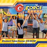 VBS 2015 G-Force: God's Love in Action - Student Take-Home CD-ROM
