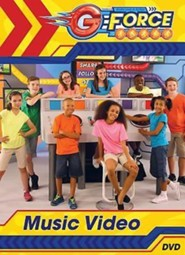 VBS 2015 G-Force: God's Love in Action - Music Video DVD