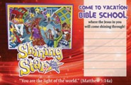 VBS 2015 Shining Star: See the Jesus in Me - Outdoor Banner