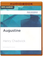 Augustine: A Very Short Introduction - unabridged audio book on CD
