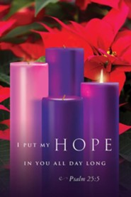 Advent Sunday 1 Bulletin 2015 (Package of 50)