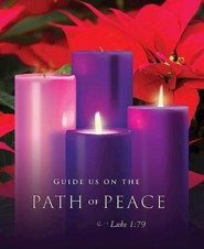 Advent Sunday 2 Bulletin 2015, Large (Package of 50)