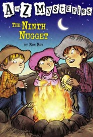 The Ninth Nugget: A to Z Mysteries #14