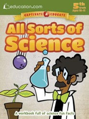 All Sorts of Science Workbook, 5th Grade