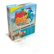Vacation Bible School (VBS) 2016 Surf Shack Super Starter Kit: Catch the Wave of God's Amazing Love