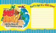 VBS 2016 Surf Shack: Catch the Wave of God's Amazing Love - Outdoor Banner