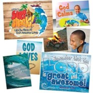 VBS 2016 Surf Shack: Catch the Wave of God's Amazing Love - Decorating Poster Pak