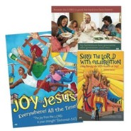 VBS 2016 Joy in Jesus Everywhere! All the Time! - Decorating/Publicity Poster Pak