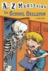 The School Skeleton: A to Z Mysteries #19