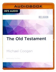 The Old Testament: A Very Short Introduction - unabridged audio book on CD