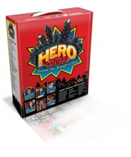 VBS 2017 Hero Central: Discover Your Strength in God! - Super Starter Kit