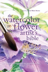 Watercolor Flower Artist's Bible