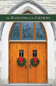 The Hanging of the Greens Christmas Bulletins, Pack of 50
