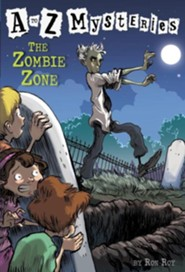 The Zombie Zone: A to Z Mysteries #36