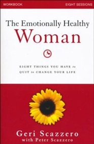 Emotionally Healthy Woman Study Guide