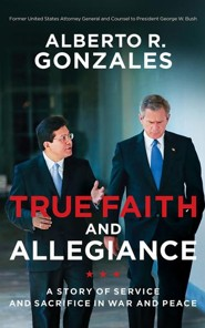 True Faith and Allegiance: A Story of Service and Sacrifice in War and Peace - unabridged audio book on CD