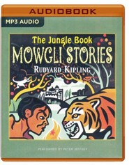 The Jungle Book: The Mowgli Stories - unabridged audio book on MP3-CD