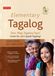 Elementary Tagalog: Mag-aral Tayo! Let's Study!