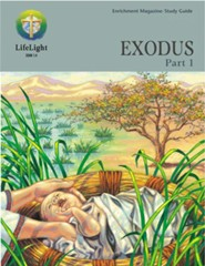 Exodus, Part 1 Study Guide Edition