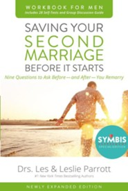 Saving Your Second Marriage Before It Starts Workbook for Men, Revised