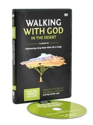 That the World May Know-Volume 12: Walking with God in the Desert DVD