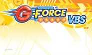VBS 2015 G-Force: God's Love in Action - Outdoor Banner