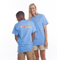 VBS 2015 G-Force: God's Love in Action - Child T-shirt Size XL (Size 16+)